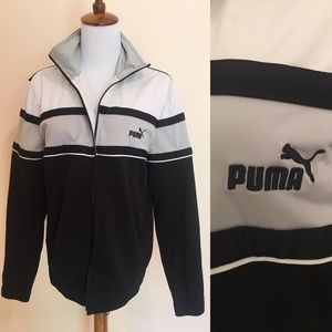 Puma Warm Up Jacket